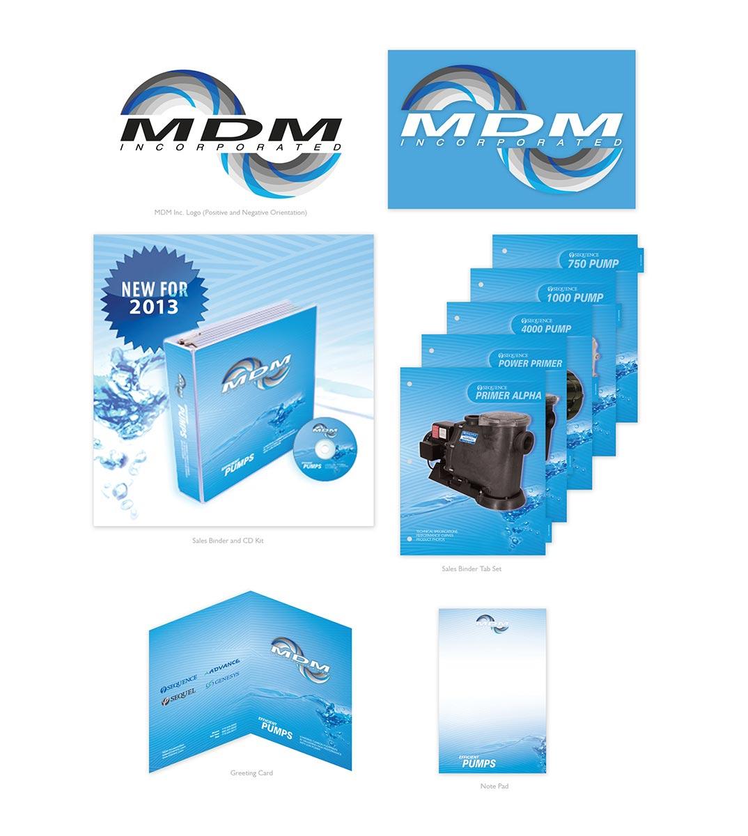 MDM Branding Study